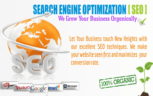 Search Engine Optimisation, SEO Services INDIA